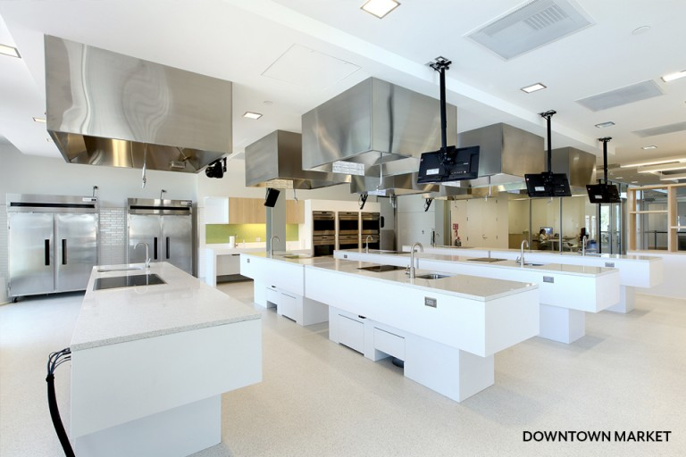 Teaching Kitchen Design Interesting Decoration