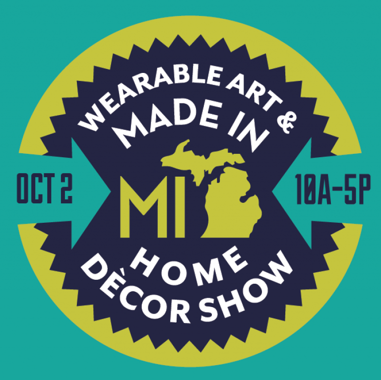 Wearable Art Made In Michigan Home Decor Show