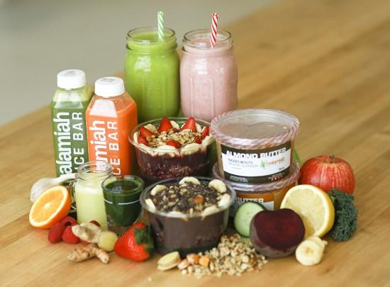 Juice Healthy Kitchen Juice Bar