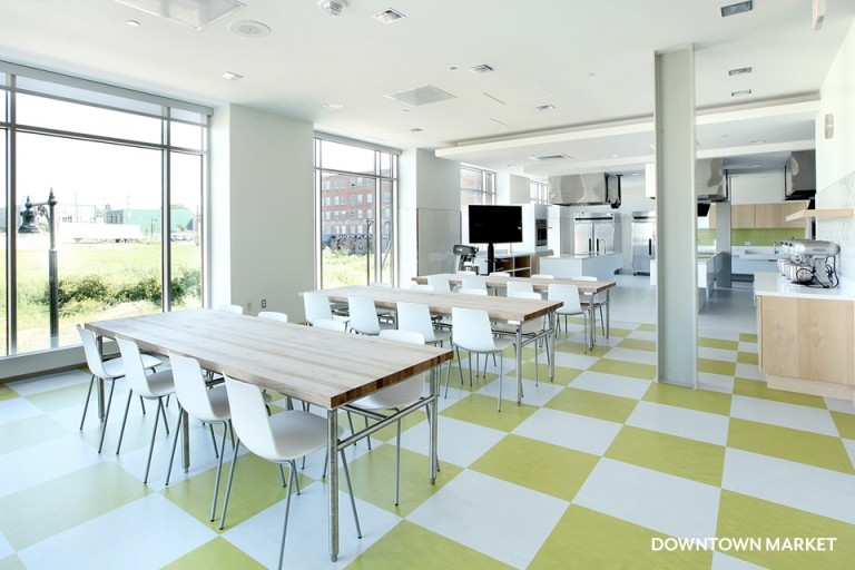 Teaching Kitchen Design Amazing Decorating