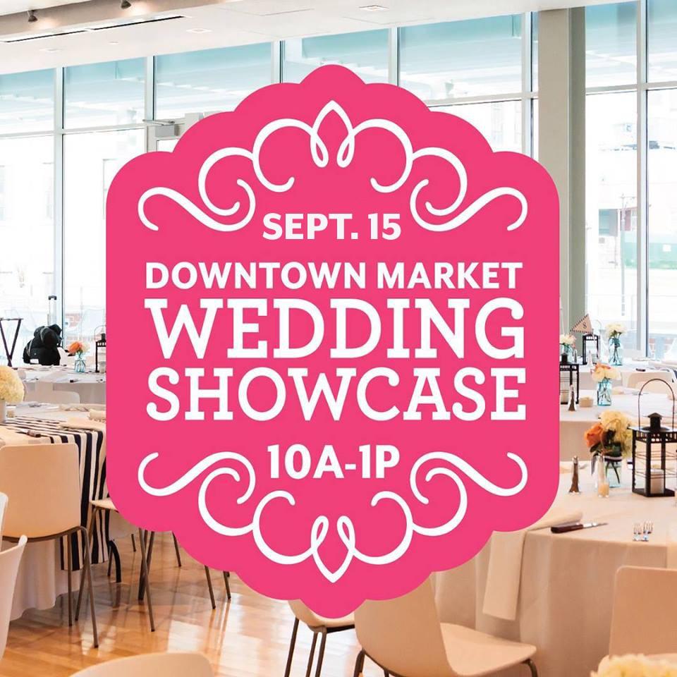 Grand Rapids Wedding Rentals: Downtown Market Wedding Showcase