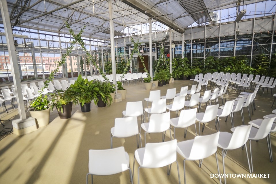 Weddings Private Rentals Grand Rapids Downtown Market