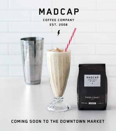 Madcap Coffee Is Coming to The Downtown Market Grand Rapids