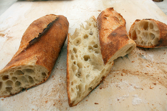 French Baguette from Field & Fire