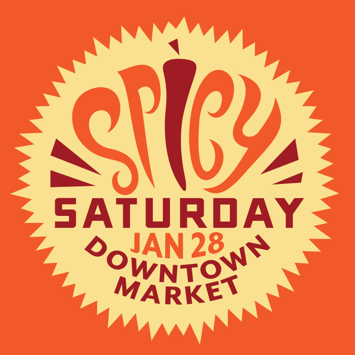 Spicy Saturday at the Downtown Market - Come enjoy some of the best food in Grand Rapids
